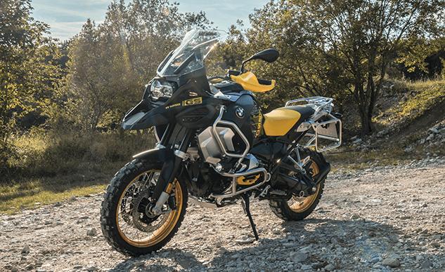 BMW 2021 1250 GS adventure