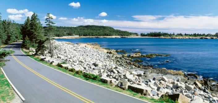 US Route 1 - Maine
